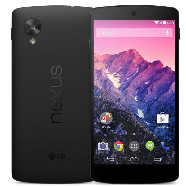 Réparation Nexus 5 de LG par Express Repair Namur, votre expert en réparation de smartphones, tablettes et pc à Namur